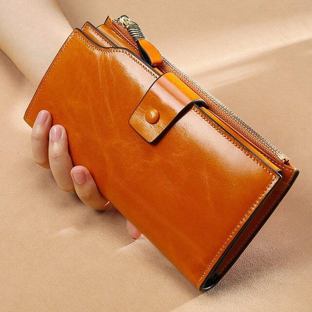 Vintage Luxury Women Wallet 1