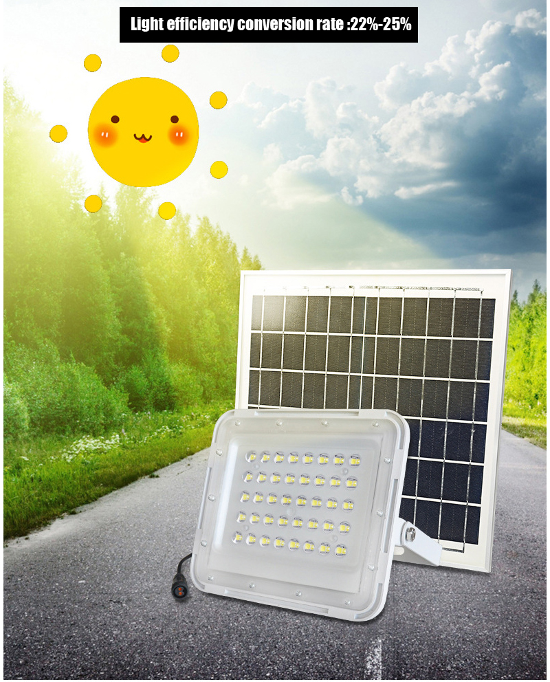 108led Solar Led Outdoor Light Waterproof Courtyard Greden Light Solar Panel Extenison Cable Light Control 100% Guarantee
