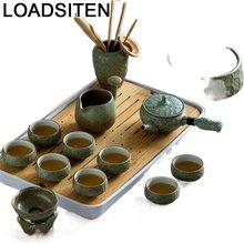 Послеобеденный кухонный сад gongfu mutfak aksesuarlari кунг