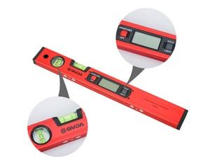 Digitale Winkelmesser Winkel Finder Neigungsmesser Elektronische Ebene Box 360 grad Magnetische Basis Messung Werkzeug Hang Test Lineal 400mm