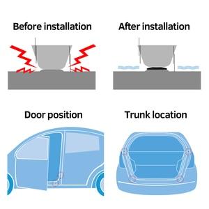 Image 5 - 4Pcs ใหม่สไตล์ PVC รถประตู Anti Abrasion ปะเก็นสติกเกอร์โลโก้สำหรับ Tesla รุ่น3รุ่น X รุ่น S รุ่น Y อุปกรณ์เสริมอัตโนมัติ