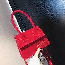 купить Scrub Bags For Women 2019 High Quality Ladies Shoulder Handbag   Mini flap Crossbody Bags Luxury Clutch Female Small Square Bag дешево