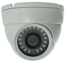 ソニーIMX307 + 3516EV200 低照度 3MP 2304*1296 ipメタルドームカメラ良好な暗視irc onvif P2Pモーション検出rtsp