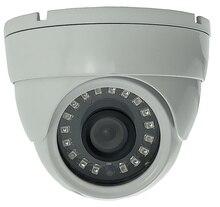 Sony IMX307 + 3516EV200 baja iluminación 3MP 2304*1296 IP cámara de cúpula de Metal buena visión nocturna IRC Onvif P2P detección de movimiento RTSP