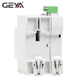 Image 4 - GEYA 6KA ELCB RCCB 2PอัตโนมัติReclosingอุปกรณ์รีโมทคอนโทรลCircuit Breaker Recloser RCD 40A 63A 30mA
