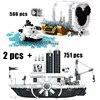 2021 New Disney Classic Movie Cartoon Mickey Steamboat Bottle Series Building Block Model Set regalo giocattolo per bambini fai da te