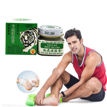 1 Pcs White Tiger Balm Ointment For Headache Toothache Stomachache Pain Relieving Balm Dizziness Essential Balm oil