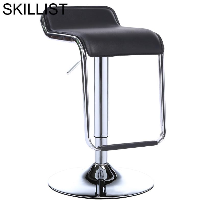Tipos Stoelen La Barra Barstool Taburete Table Stoel Ikayaa Stuhl Fauteuil Leather Cadeira Tabouret De Moderne Silla Bar Chair