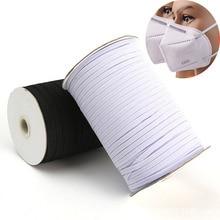 Ribbon-Cord Rubber-Band Sewing-Fabric Garment-Accessories Trim 5yards Spandex DIY 3/6/8-/..
