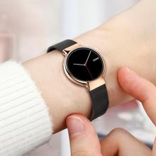 2019 New TOP Brand Simple Casual Ultra-Thin Womens Watches Grid Watch Quartz Reloj mujer ladies watch couples watches