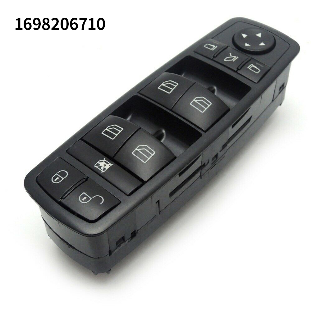 <font><b>A1698206710</b></font> LHD Power Window Master Control Switch For Mercedes Benz B-Class W245 A-Class W169 2005-2012 Car Accessories image