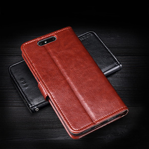 For ZTE Blade V8 Case Flip Wallet Business PU Leather Fundas Phone Case for ZTE Blade V8 BV0800 Cover Coque Accessories(China)