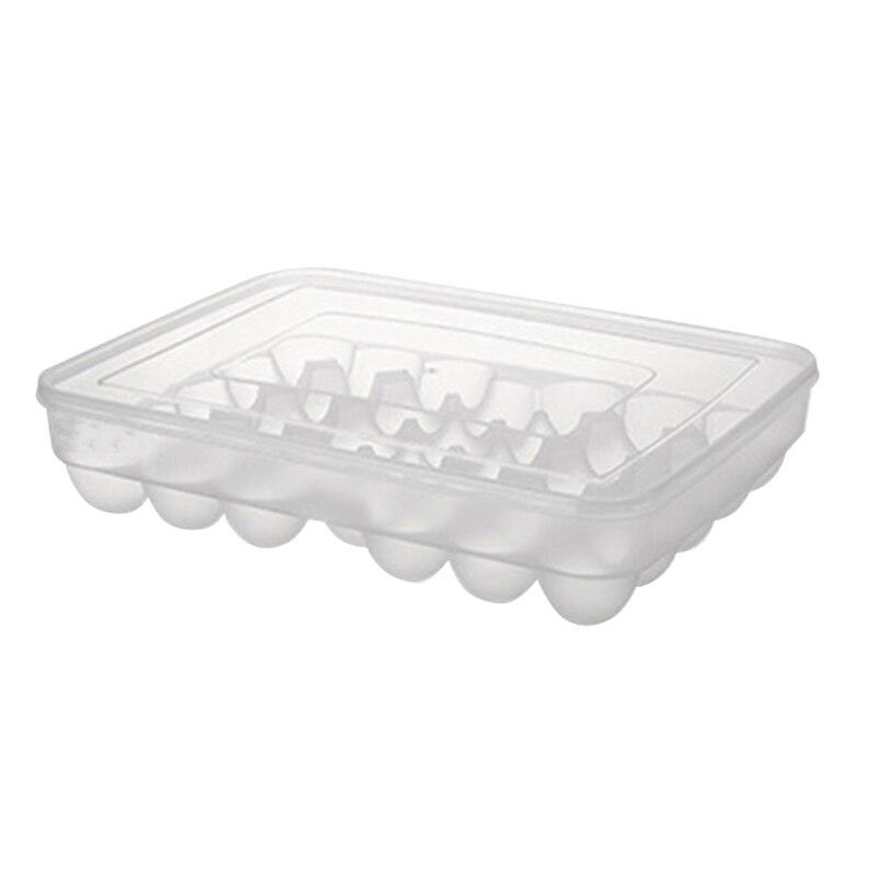 ABUI 2Pcs 34 Grid Egg Box Food Container Eggs Refrigerator Organizer Storage Box Crisper Hold for Home Kitchen|Bottles Jars & Boxes| |  - title=
