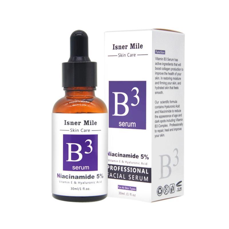 30ML Moisturizing Vitamins Niacinamide Serum Facial Skin Care Anti Wrinkle Anti Aging Collagen Essence Liquid Skin Care TSLM2