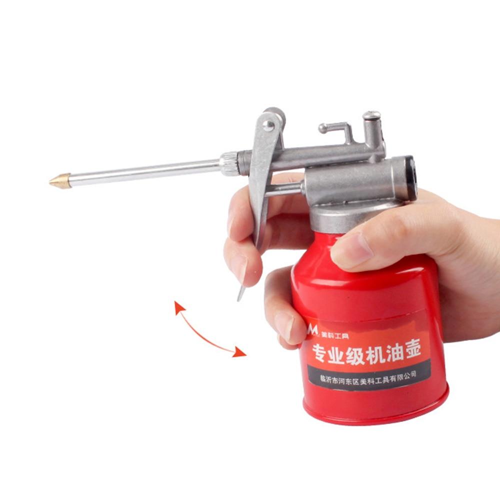 High Pressure Filling Equipment Auto Grease Guns Oil Pump Oil Can Oiler Lubrication Oil Pot Machine Pump Car Repair Tool TSLM2