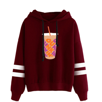 charli damelio merch Sweatshirt Men/Women Print Ice Coffee Splatter Hoodies Fashion Hip Hop hoodie Pullovers Tracksuit Clothes 19