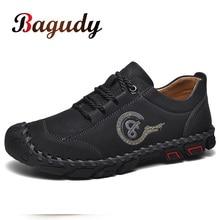קלאסי בעבודת יד עור גברים נעליים יומיומיות יוקרה מותג באיכות גבוהה Mens מוקסינים איטלקי מוקסינים גברים של שחור דירות נעלי 38 46