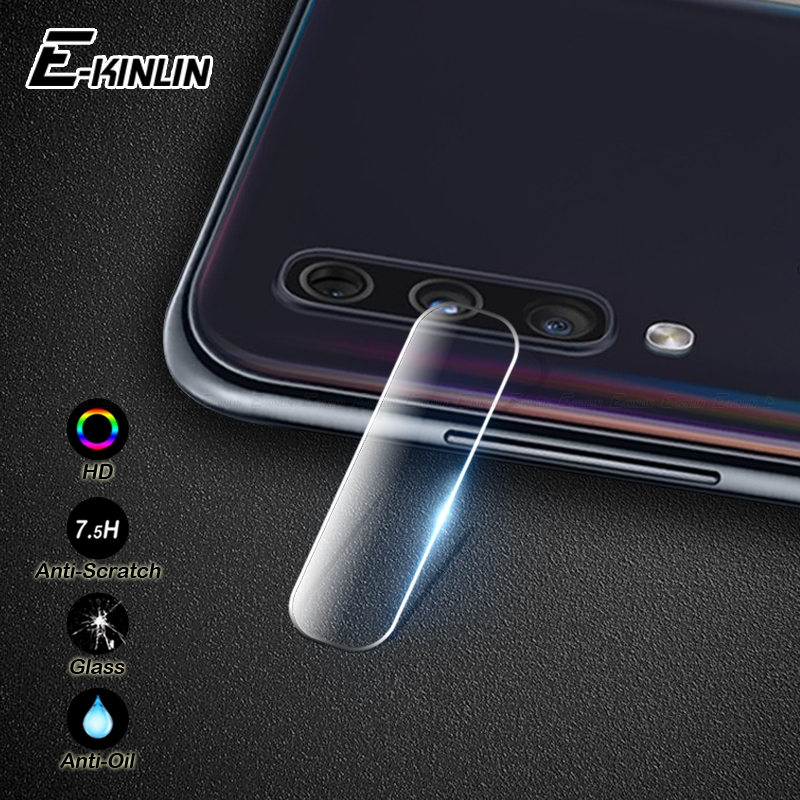 Back Lens Protective Film For Samsung Galaxy A50 A40 A30 A20 A20e A10s A10 A60 A70 A80 A90 5G Camera Lens Screen Protector Film
