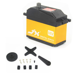 JX SERVO PDI-HV2060MG 60KG Metal gear High Voltage Core Digital 180 degrees Servo for 1/5 Car