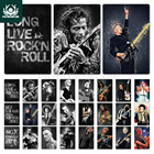 Rock Roll Tin Sign V...