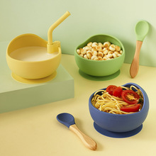 Plates For Food Silicone Baby Feeding Set Suction Cup  Set Of Dises Plates Candy Box Tableware For Babies Cute Bowl Baby Dishes