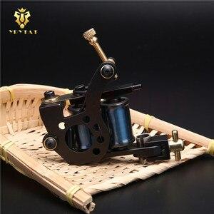 Image 1 - New Original YRYTAT 10 Wrap Coil Liner Shader Tattoo Machine Gun Pro Cast Iron Tattoo Machine Gun Equipment Supply