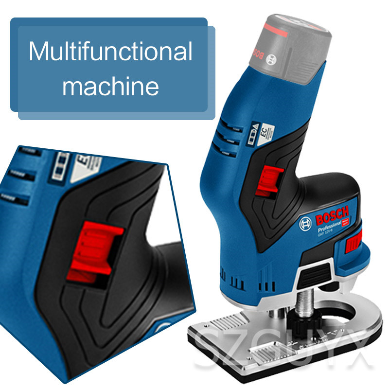 Brushless lithium trimming machine Multifunctional Trimming Machine Wood milling slotting machine Wireless edge grinding tool|Electric Trimmers| |  - title=
