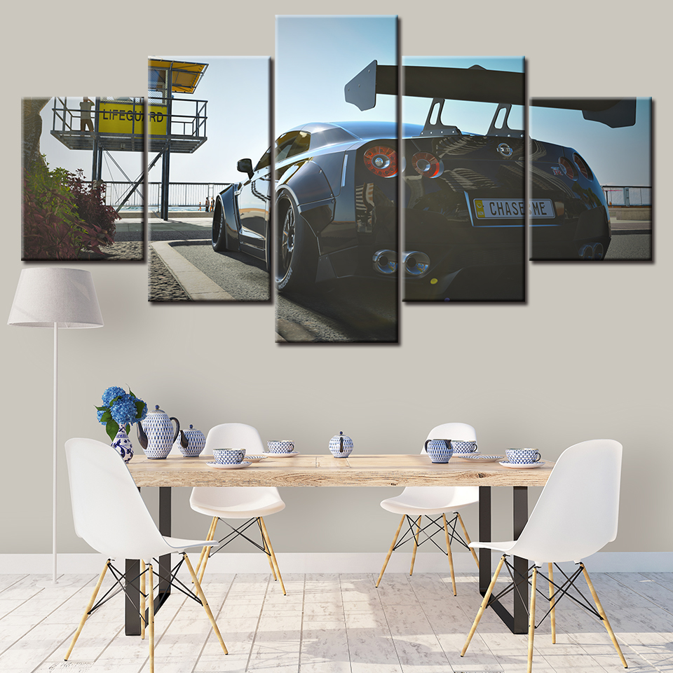 H0e2815fb77504325a9d5d0149a075b9d7 Canvas HD Prints Paintings Wall Art Home Decor 5 Pieces Welcome Dropshipping Wholesale We Can Provide All The Pictures