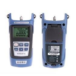 Wysoka precyzyjna optyka miernik mocy narzędzia do testowania światłowodów Tester zaniku światła okablowania