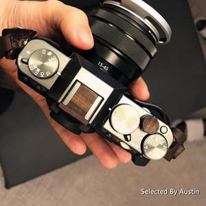 Image 4 - עץ עץ רך תריס שחרור כפתור לפוג י Fujifilm XT30 X T30