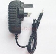 Wysokiej jakości AC/adapter dc 5V 6V 9V 12V 13.5V 18V 19V 500mA 1A 1.5A 2A 2.5A zasilacz UK wtyczka 3.5mm x 1.35mm