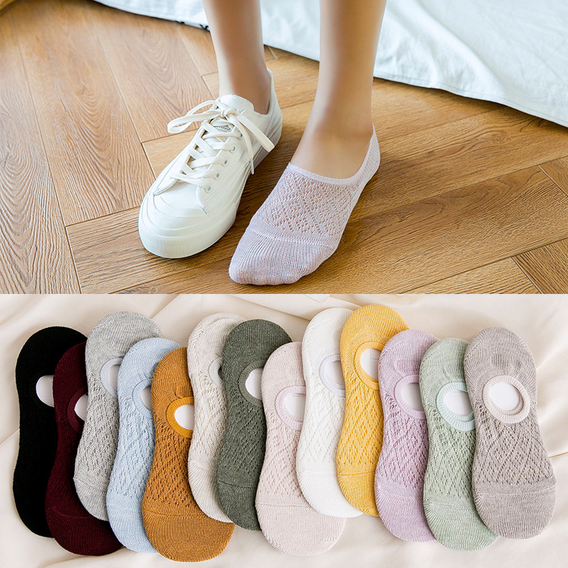 ELINKMALL Toddler Hollow Lace Breathable Mesh Socks Baby Girl Socks
