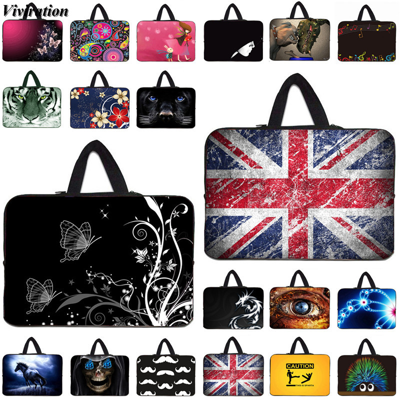Waterproof Neoprene <font><b>Bag</b></font> For Chuwi LapBook Air iPad 2 3 4 Huawei Mediapad 10.1 10 14.1 12 13 14 15 17 <font><b>Laptop</b></font> Notebook Case <font><b>Bags</b></font> image