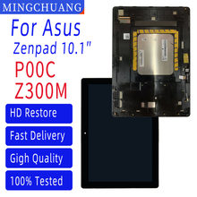 Brand New Original Replacement Panel Kit With Frame For ASUS ZenPad 10.1 Inch P00C Z300M LCD Display And Touch Screen Assembly
