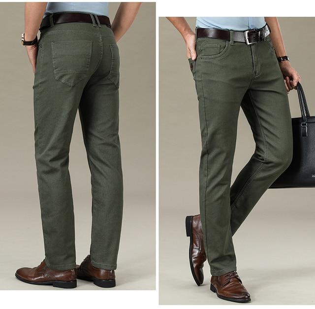 Casual Men Cotton Pants 3