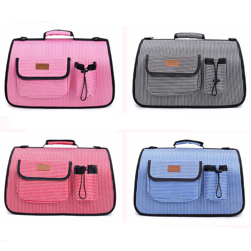 Pet Carriers Voor Kleine Katten Honden Hond Draagtas Transport Bag Pet Outdoor Travel Handtas