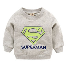 2020 New Arrival Baby boys Girls Toddler Sweatshirts Spring Autumn Children Hood