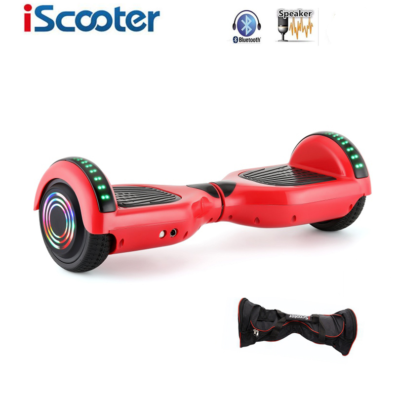 6.5'' self-balancing Hoverboards or electric skateboard with Bluetooth and Two Wheels 4
