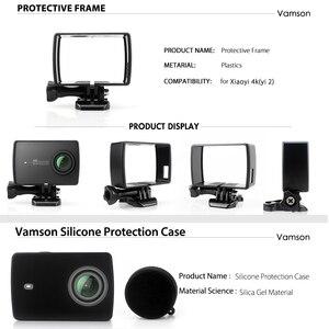 Image 5 - Vamson for Yi 4k/yi 4k+/yi lite 40m Waterproof Case Protective Housing Case Diving For Xiaomi for Yi 2 4K Sport Camera 2 VP608K