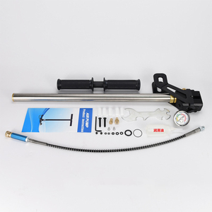 Image 4 - 4500PSI hunting pcp pump 300bar Three stage high pressure paintball air pump 1 piece/lot