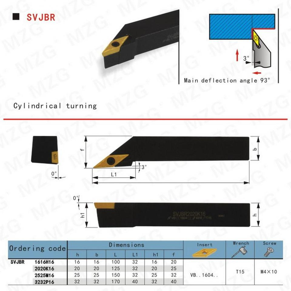 Nickel and Stainless Steel Without Interrupted Cuts THINBIT 3 Pack LGI086D5E 0.086 Width 0.129 Depth Titanium TiAlN Coated Carbide Grooving Insert for Steel Sharp Corner