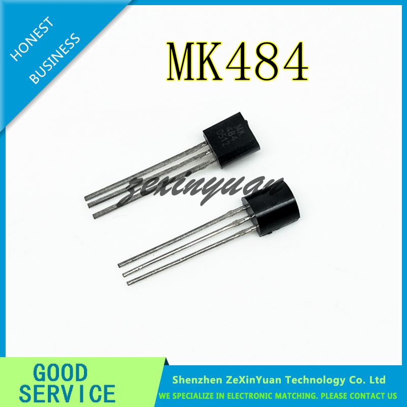 10PCS/LOT MK484 484 TO-92 NEW MINIATURE IC RECEIVER FOR AM RADIO