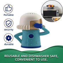 Cool Mama Microwave Oven Deodorant Container Fridge Deodorizing Cleaner Cooking Kitchen Gadget Tools With Package