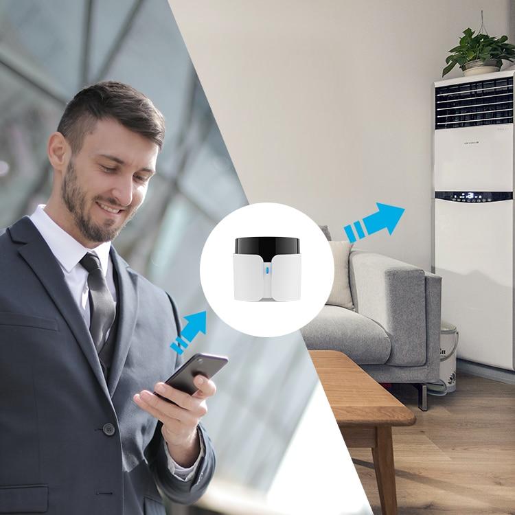 Broadlink rm4c pro casa inteligente wifi ir