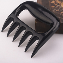 2pcs BBQ Meat Shredder Claws Handle Shred Cut Meats Splitter Essential For BBQ Pork Ultra