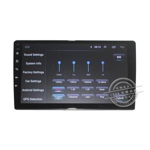 "Image 3 - HANG XIAN 2 din Car radio for 9"" 10.1"" universal interchangeable car dvd player GPS navigation car accessories of autoradio"