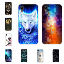 For BQ S 4072 Strike Mini Case Soft TPU Silicone For BQ 4072 Cover Scenery Patterned For BQS 4072 BQ 4072 Strike Mini Coque Capa купить недорого в Москве