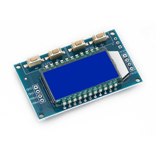 Module Signal-Generator PWM Frequency-Duty Pulse 1hz-150khz Lcd-Display Cycle Adjustable