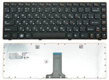 Клавиатура для ноутбука Lenovo B480/B485/G480/G480A/G485/G485A/Z380 (черный)