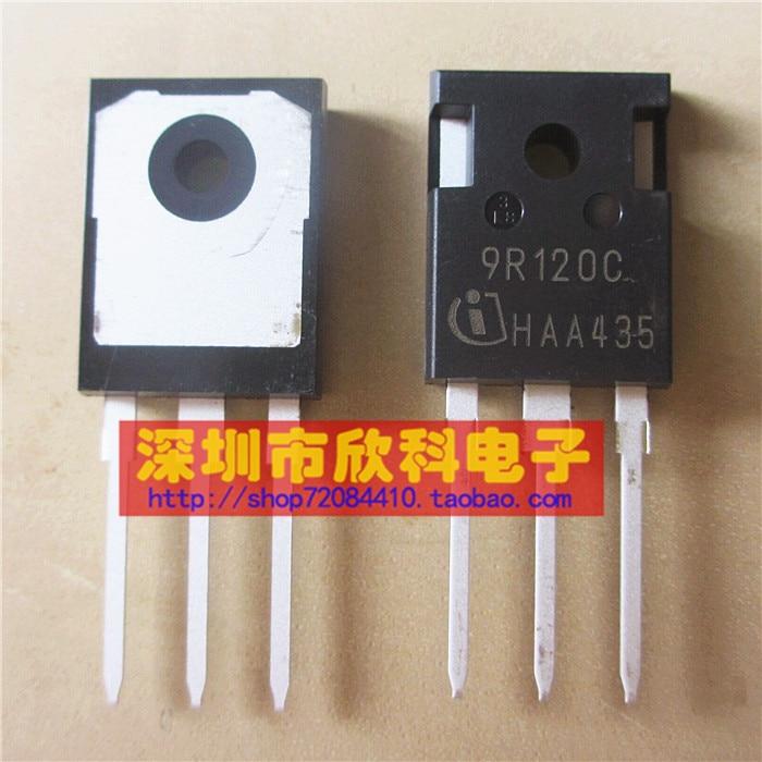 5 x 9R120C IPW90R120C3 CoolMOS Power Transistor 900V 36A